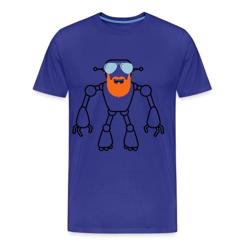 Matt Beard - Men's Premium T-Shirt