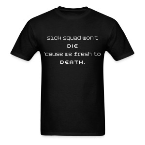 Sick Squad tee - Men's T-Shirt
