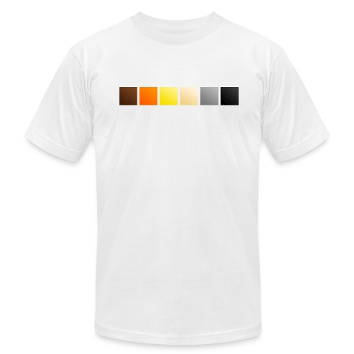 Bear Pride Squares - Men's  Jersey T-Shirt