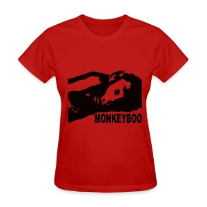 MBoo Blk - Women's T-Shirt