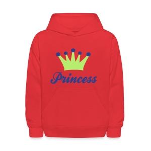 PRINCESS SWEAT SHIRT - Kids' Hoodie