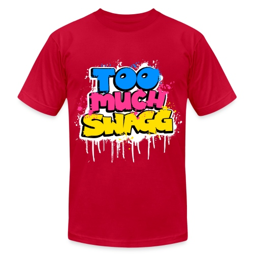 TOO MUCH SWAG - Men's  Jersey T-Shirt