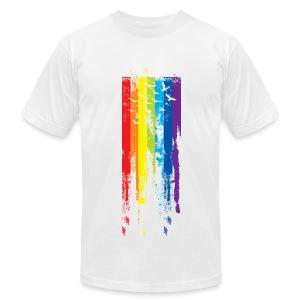 RAIN - Men's Fine Jersey T-Shirt