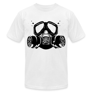 SMOKE ALERT - Men's Fine Jersey T-Shirt