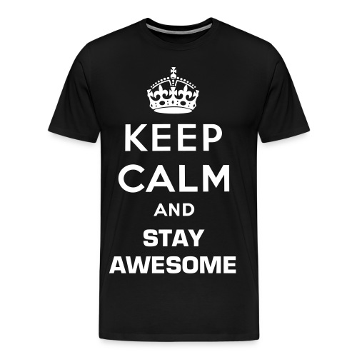 YOUR AWESOME  - Men's Premium T-Shirt