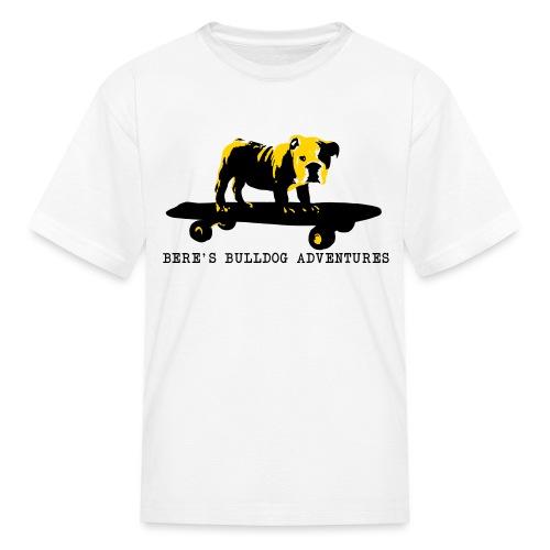 beres_bulldog - Kids' T-Shirt
