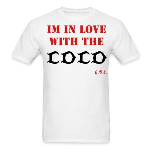 In Love With The COCO - Men's T-Shirt