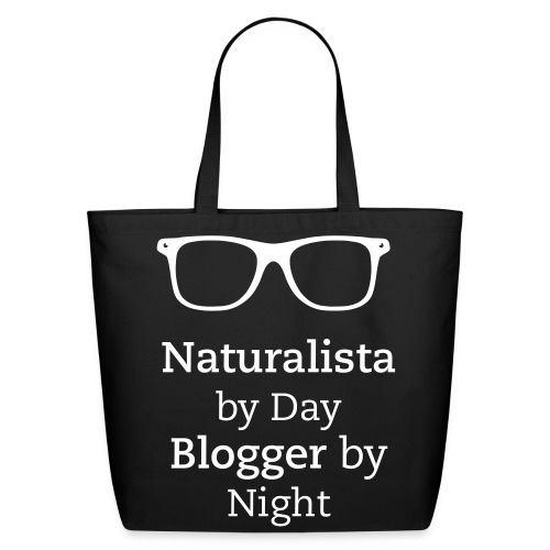 Natural Hair Blogger by Night tote - Eco-Friendly Cotton Tote