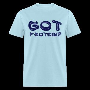 got protein? blue