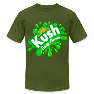 Kush - Men's Fine Jersey T-Shirt