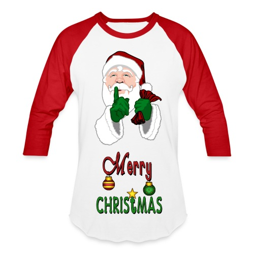 Merry Christmast - Baseball T-Shirt
