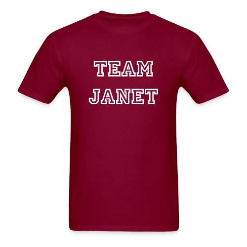 TEAM JANET - Men's T-Shirt
