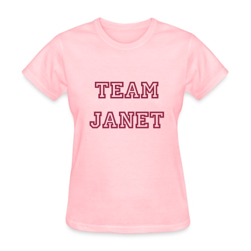 Team Janet (Women's) - Women's T-Shirt