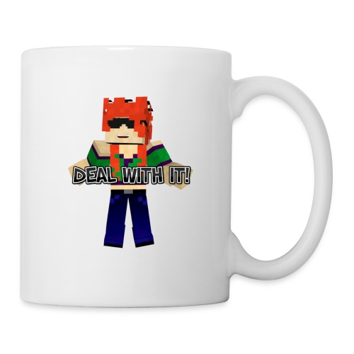 Deal With It Coffee/Tea Mug - Coffee/Tea Mug