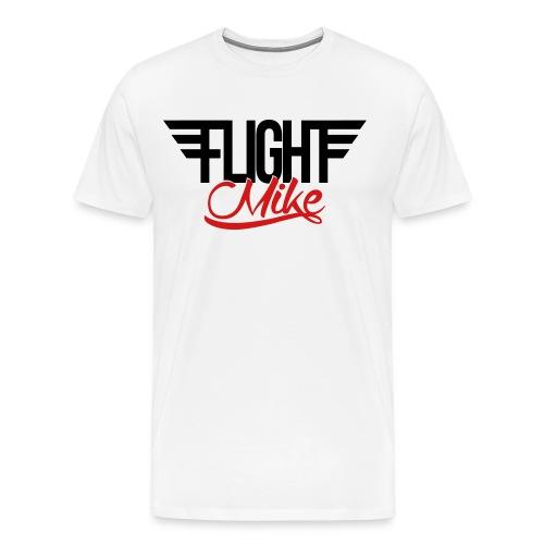 FlightMike Premium T- Shirt - Men's Premium T-Shirt