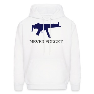 MP5 - Never Forget - Men's Hoodie