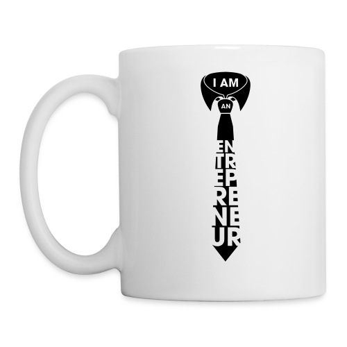 I AM AN ENTREPRENEUR Mug - Coffee/Tea Mug