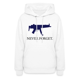 MP5 - Never Forget - Women's Hoodie