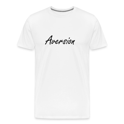 Aversion Tee - Men's Premium T-Shirt