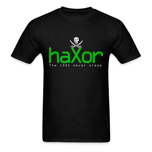 HaXor T-shirt - Men's T-Shirt