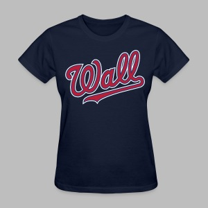 Great Wall of DC - John Wall - Women's T-Shirt