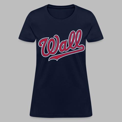 Great Wall of DC - John Wall - Women's T-Shirt