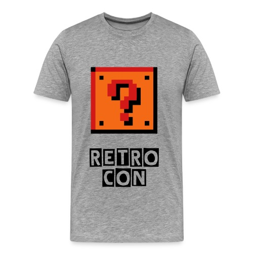 Retro Con Shirt - Men's Premium T-Shirt