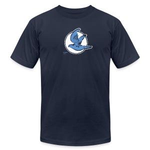Mens Dove Explorer - Men's Fine Jersey T-Shirt