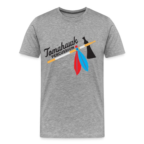 Chop 'Til You Drop - Men's Premium T-Shirt