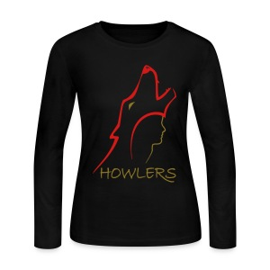 Women's Long Sleeve Jersey T-Shirt - Original design for Pierce Brown's Red Rising Trilogy