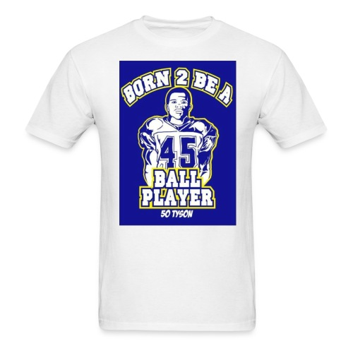 Ball Player - Men's T-Shirt