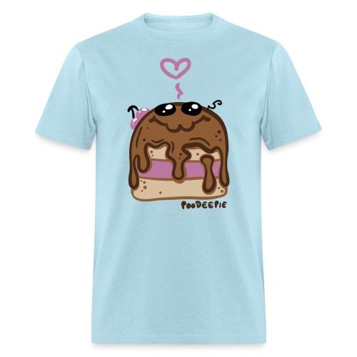 PooDeePie for men - Men's T-Shirt