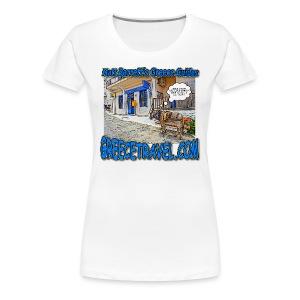 Donkey PO (Women) - Women's Premium T-Shirt
