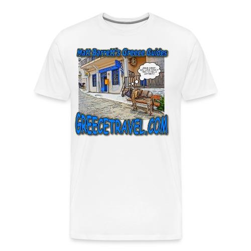 Donkey PO (men) - Men's Premium T-Shirt
