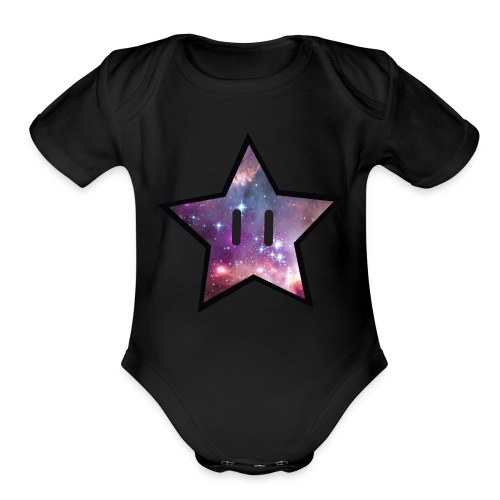 VandaSec - Organic Short Sleeve Baby Bodysuit