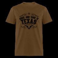 T-Shirts ~ Men's T-Shirt ~ CATI Western