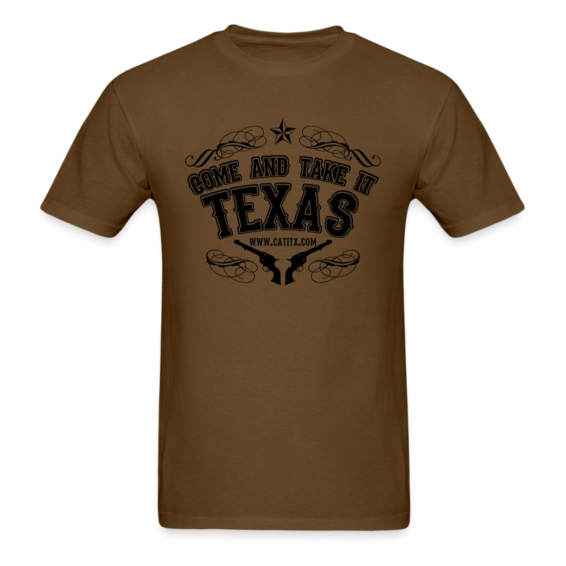 CATI Western - Men's T-Shirt
