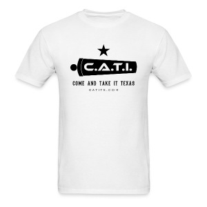 CATI Texas - Men's T-Shirt
