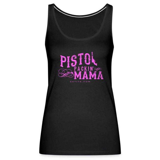 Pistol Packin' Mama