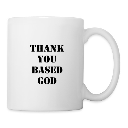 Thank You Based God Premium Mug  - Coffee/Tea Mug