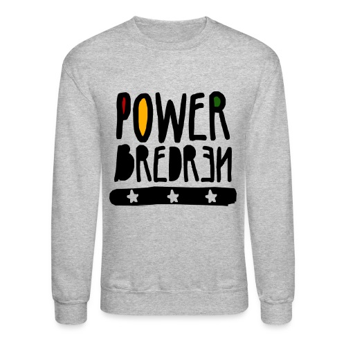 PWR BRDRN Crewneck - Crewneck Sweatshirt