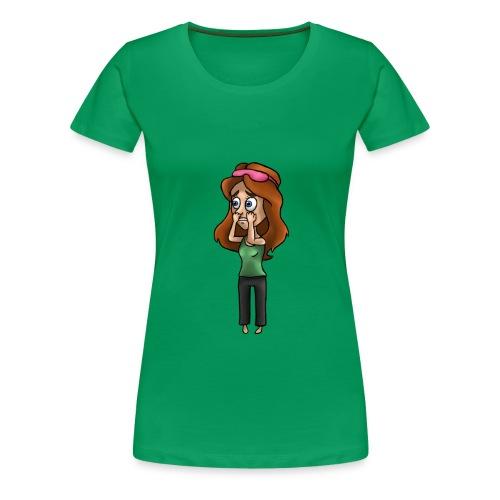 Tara Premium Women's T-Shirt - Women's Premium T-Shirt