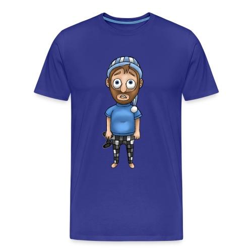Adam Premium Men's T-Shirt - Men's Premium T-Shirt