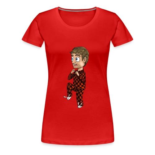 Ryan Premium Women's T-Shirt - Women's Premium T-Shirt
