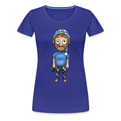 Adam Premium Women's T-Shirt - Women's Premium T-Shirt