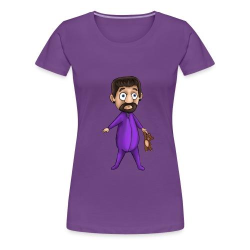 Darryl Premium Women's T-Shirt - Women's Premium T-Shirt