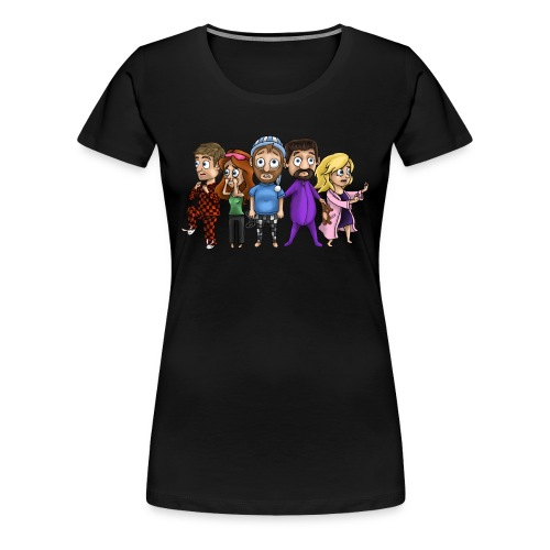 Group Premium Women's T-Shirt - Women's Premium T-Shirt