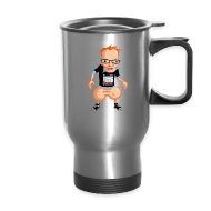 Mugs & Drinkware ~ Travel Mug ~ Medicated Pete Travel Mug