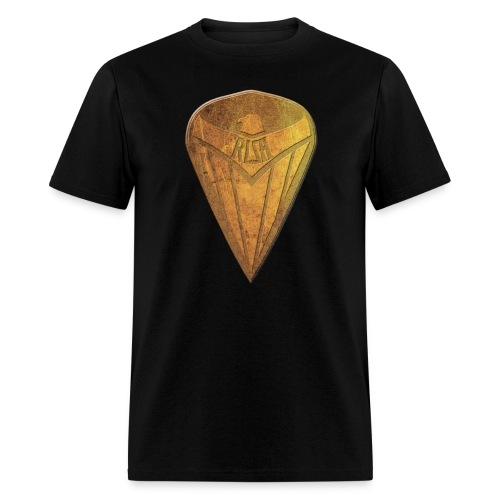 RLSH BADGE - Men's T-Shirt