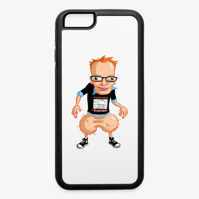 Medicated Pete's iPhone 6 Rubber Case